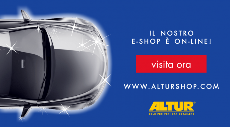 Il nostro e-shop è on line!