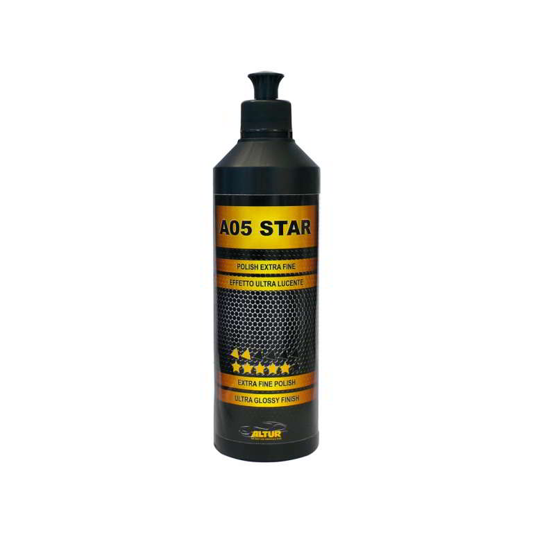 A05 Star Polish extra fine ultra lucente