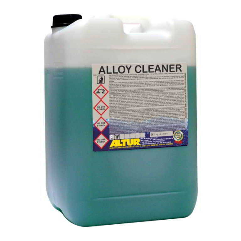 Alloy Cleaner detergente decapante per cerchi in lega