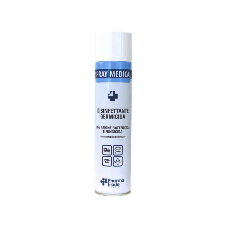 Spray Medical disinfettante germicida con azione battericida e fungicida