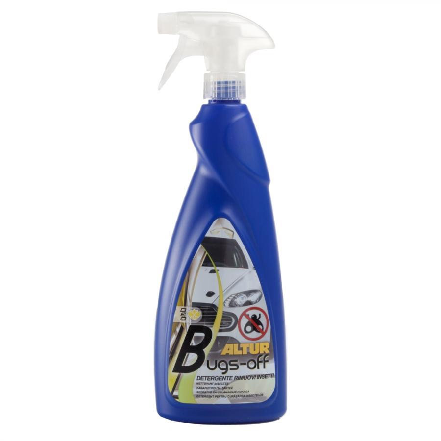 Bugs off detergente rimuovi insetti e moscerini profumato