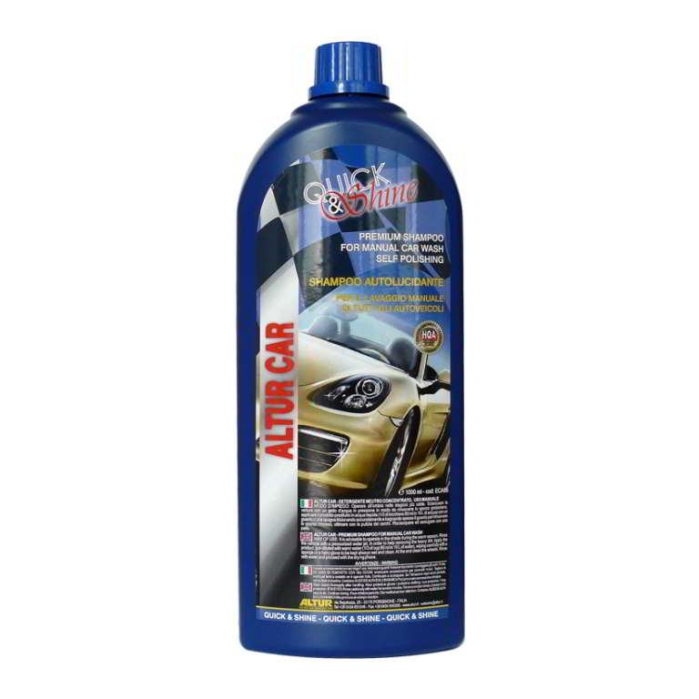 Altur Car shampoo lucidante per lavaggio manuale auto