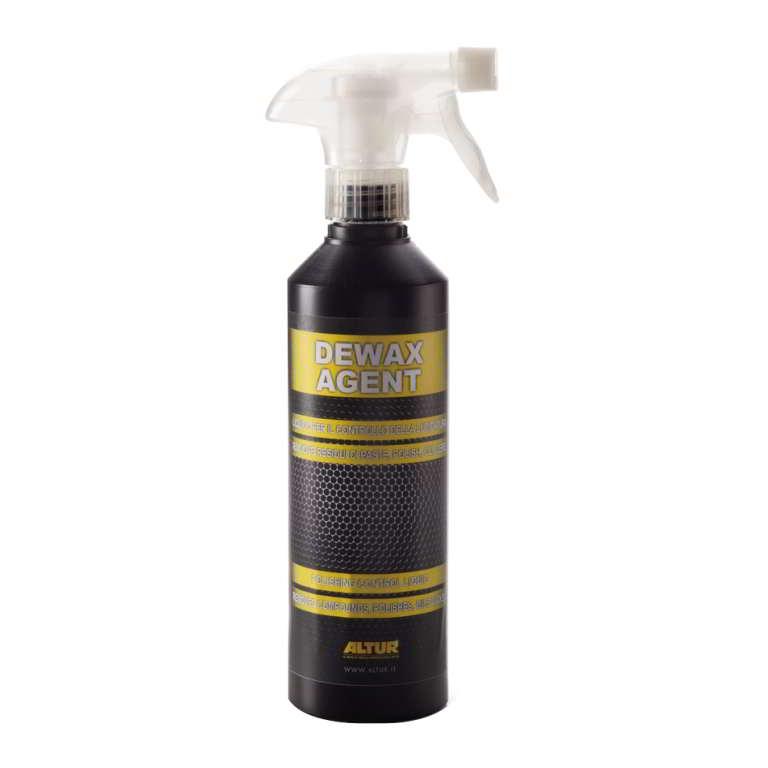 DEWAX AGENT Liquido per il controllo della lucidatura