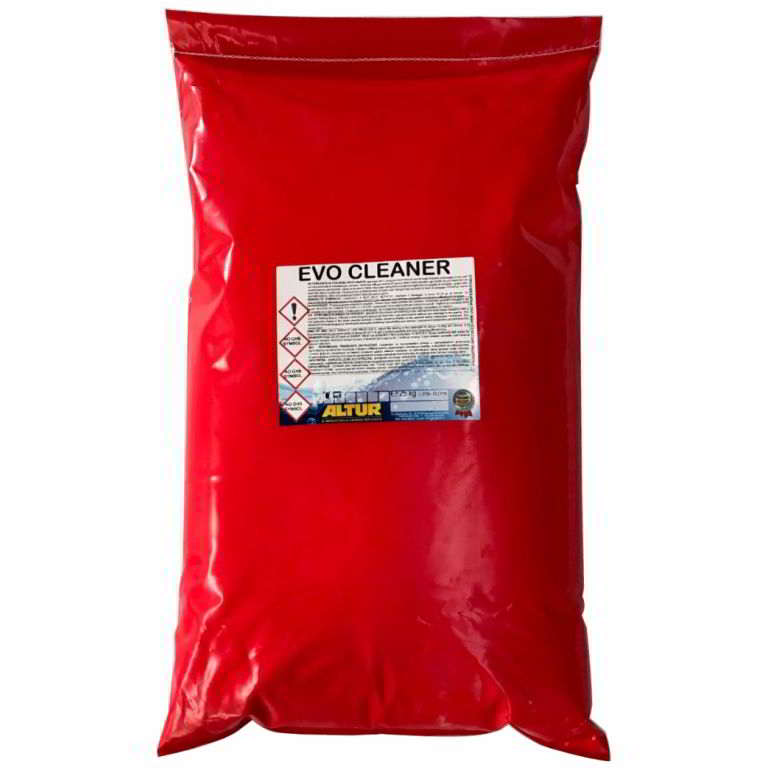 Evo cleaner polvere detergente per autolavaggio self service
