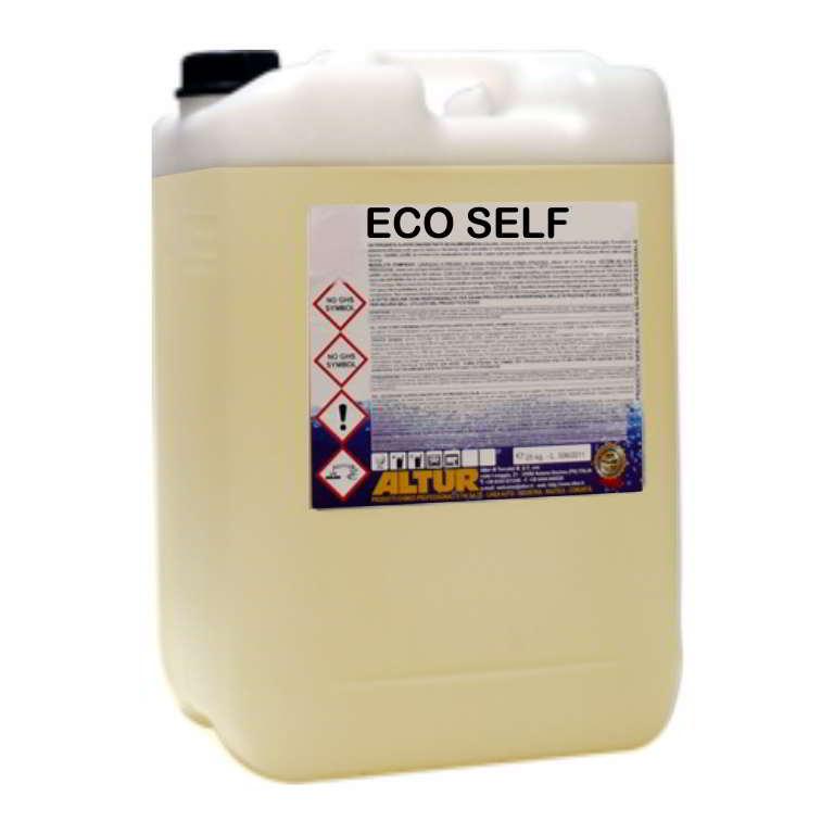 Eco Self detergente per piste self service
