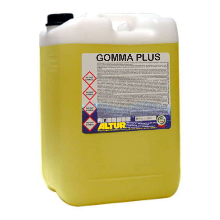 Gomma Plus lucido per gomme