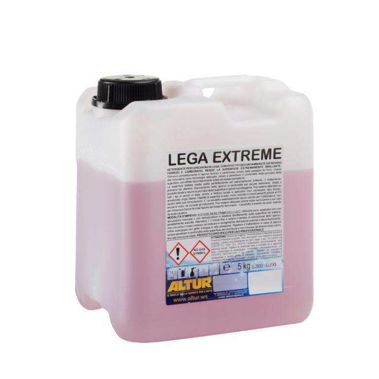 Lega Extreme detergente lavacerchi decontaminante