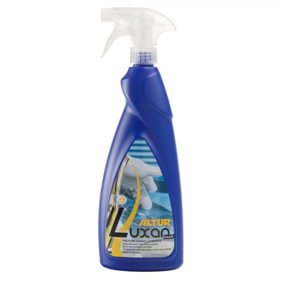 Luxan Touch detergente final touch con lucidante nano tech