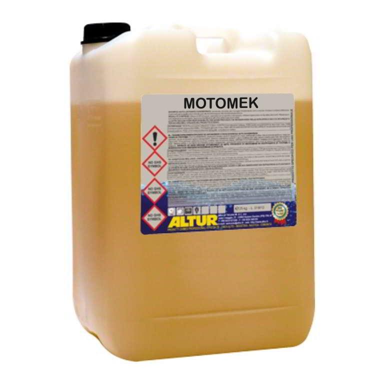Motomek detergente sgrassante per moto