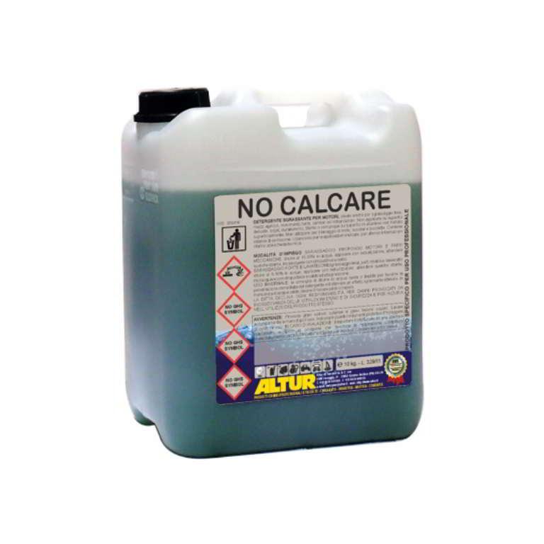 No Calcare detergente acido anticalcare