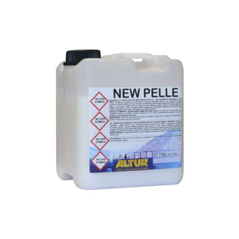 New Pelle rinnovatore protettivo nutriente per sedili in pelle