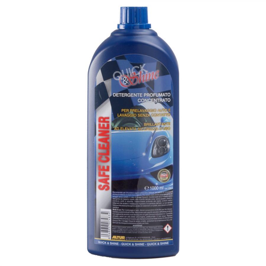 Safe Cleaner detergente profumato per prelavaggio auto senza contatto