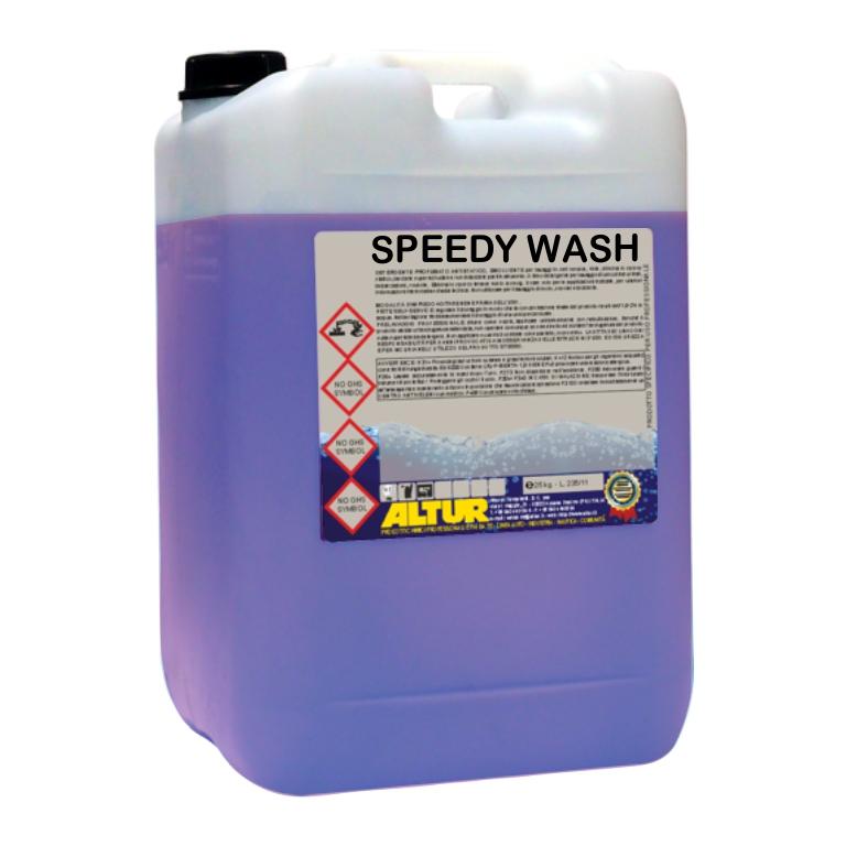 speedy wash Detergente sgrassante concentrato