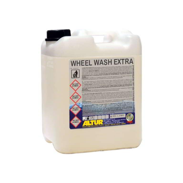 Wheel Wash Extra detergente per lavaruote gommista