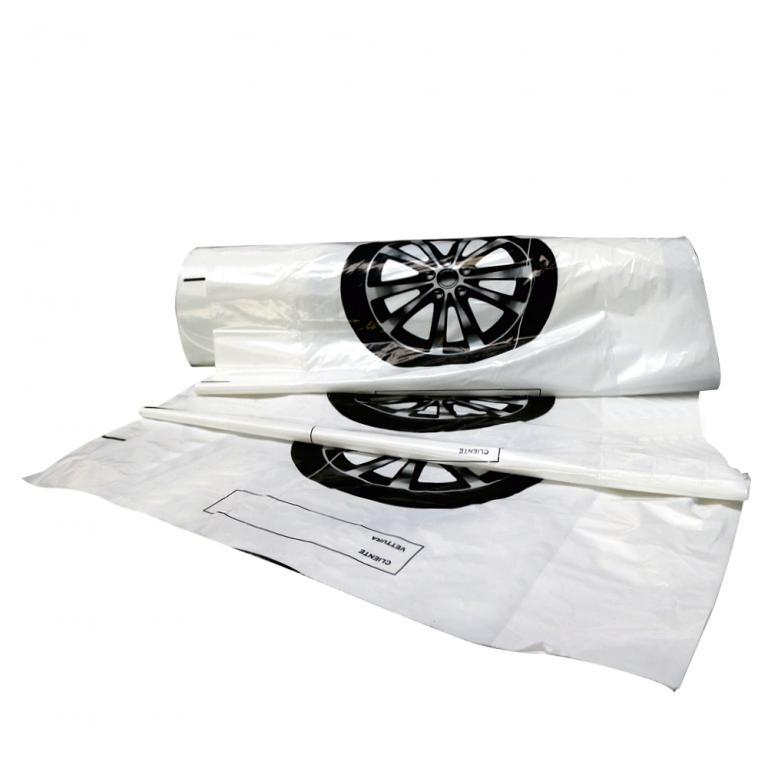 Sacchi Porta pneumatici grandi per auto e suv