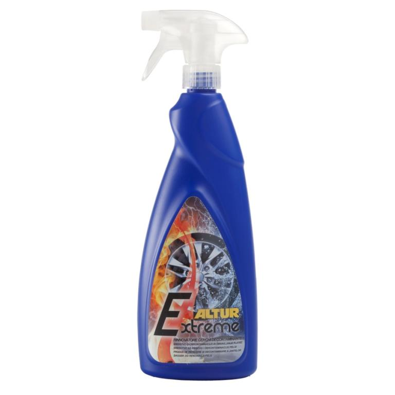 Extreme detergente decontaminante cerchi