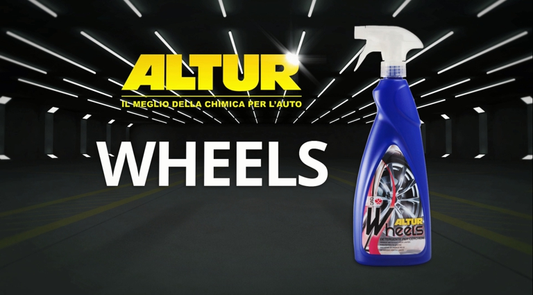 Come sgrassare efficacemente i cerchioni con Wheels